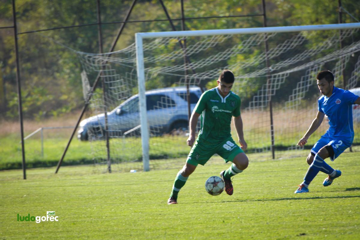 U19: Лудогорец - Монтана 6:1