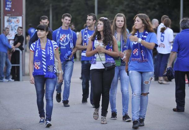 Динамо (Загреб) - Лудогорец 3:2