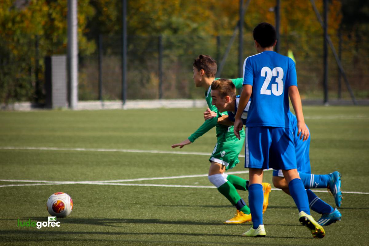 U15: Лудогорец - Спартак (Варна) 4:0