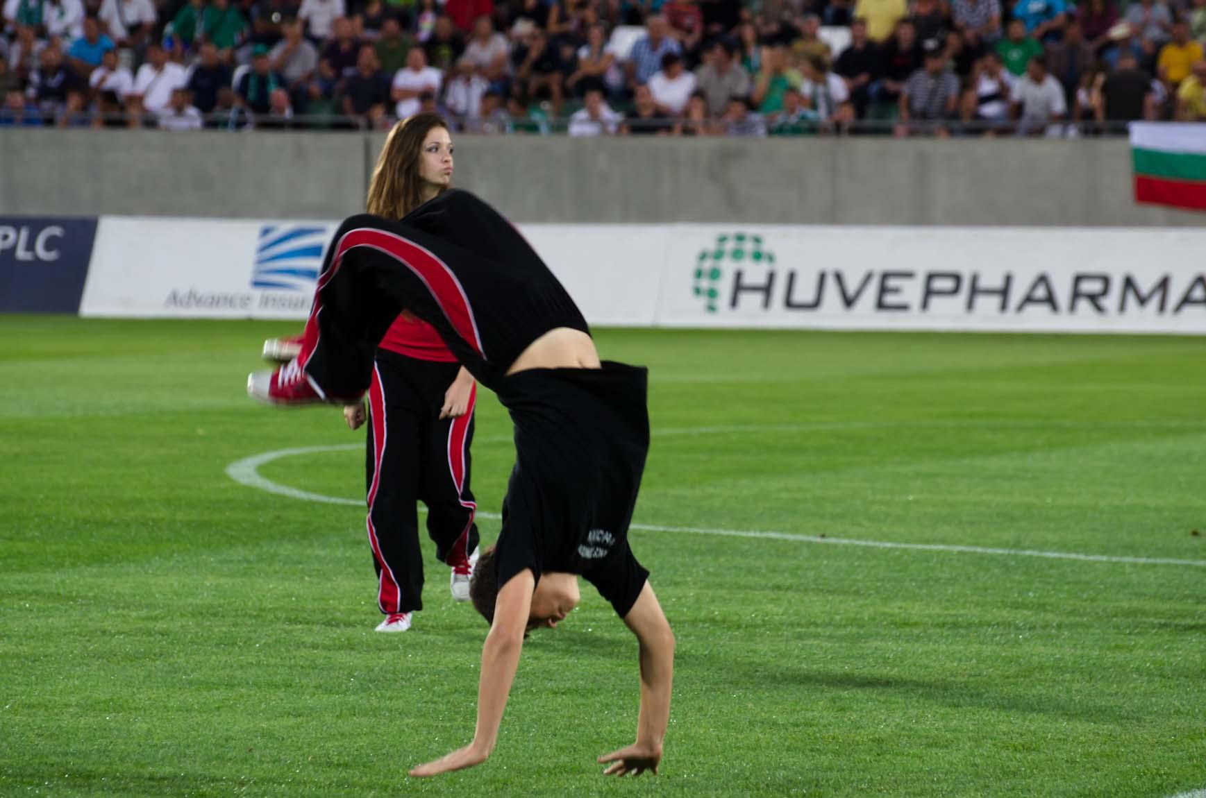 Лудогорец - Локомотив (София) 2:1