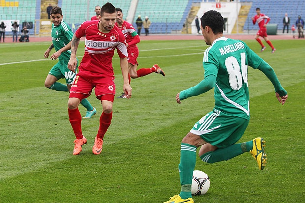 ЦСКА - Лудогорец 0:1