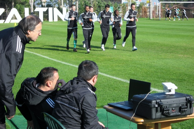 Подготовката на Шампионите в Турция