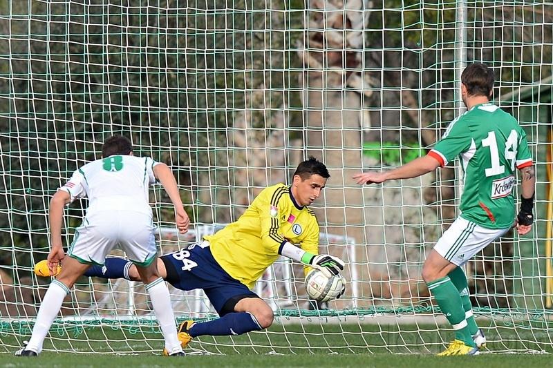 Лудогорец - Легия (Варшава) 0:1 | Контрола