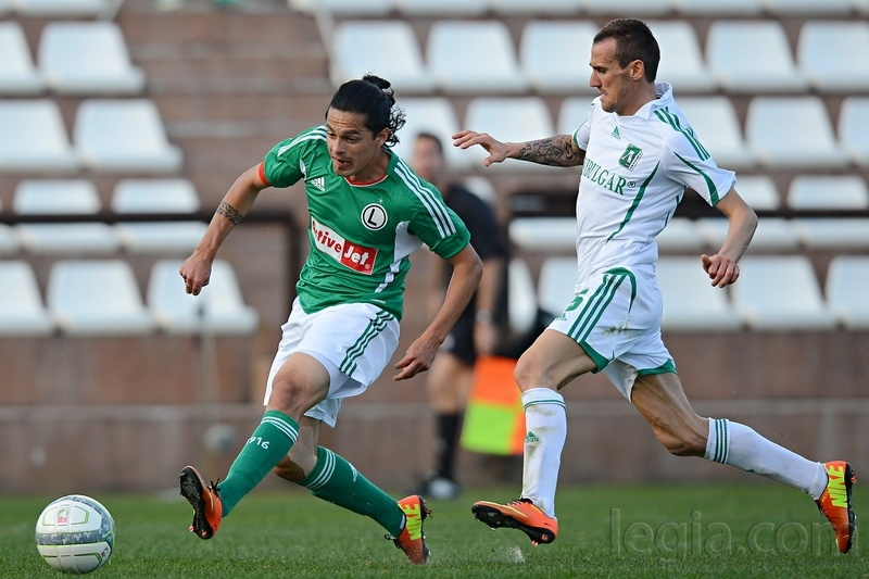 Лудогорец - Легия (Варшава) 0:1   Контрола