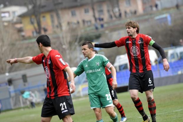 Локомотив София - Лудогорец 0:1