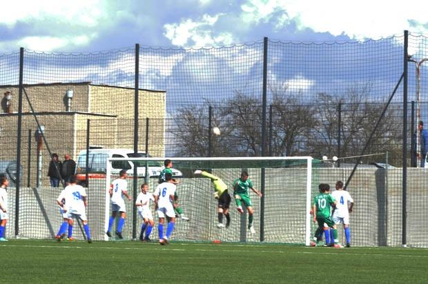 Лудогорец (97) - Черноморец (Бургас) 1:0 | Купа на БФС | ДЮШ