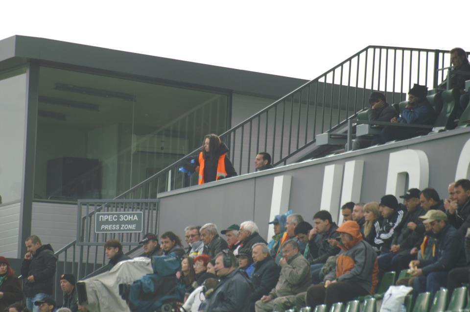 Лудогорец - Локомотив (Пловдив) 1:0