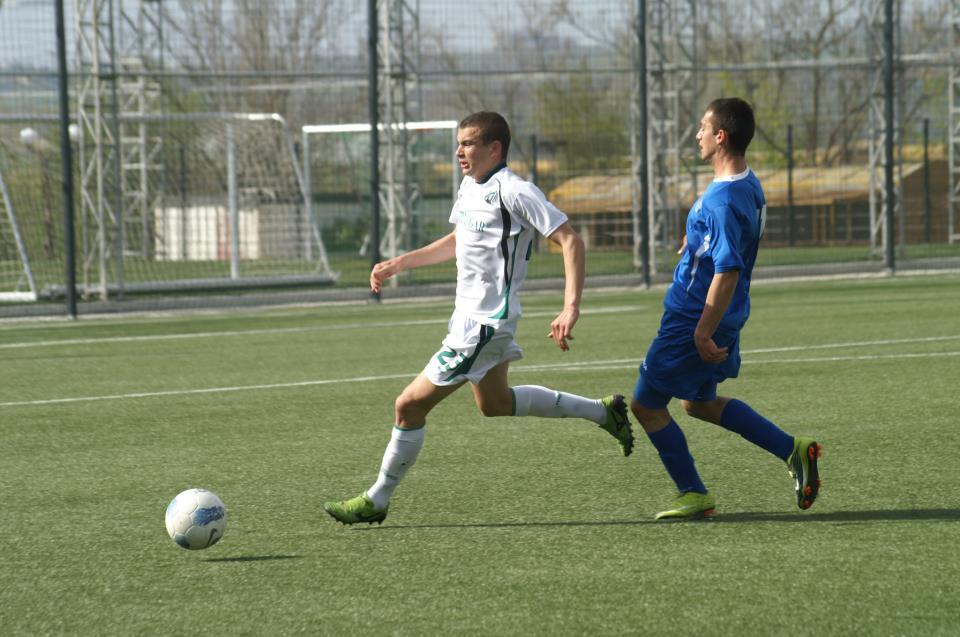 Лудогорец U17 - Черноморец 2:0 | ДЮШ