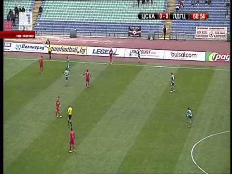 ЦСКА - Лудогорец 0:1 | 2 ПЛ.
