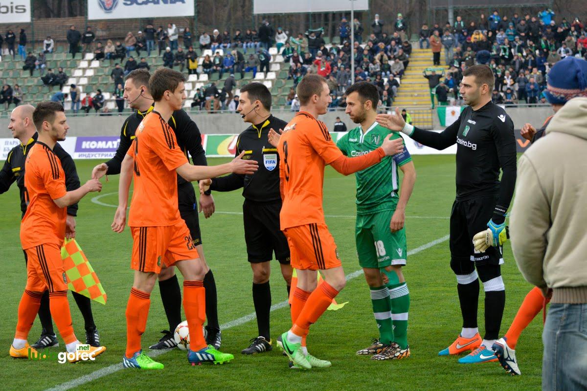 Лудогорец - Литекс 5:0 (1/4 финал - Купа на България - реванш)