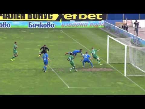 Левски - Лудогорец 1:0 (1/2 финал Купа на България - реванш)