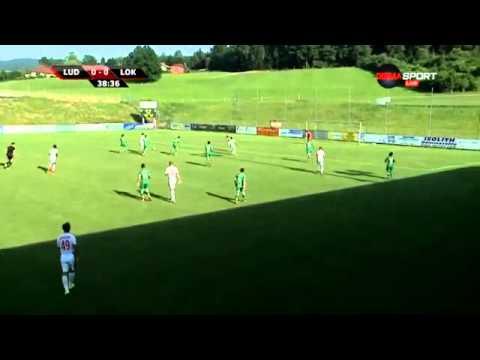 Лудогорец - Локомотив (Москва) 0:2