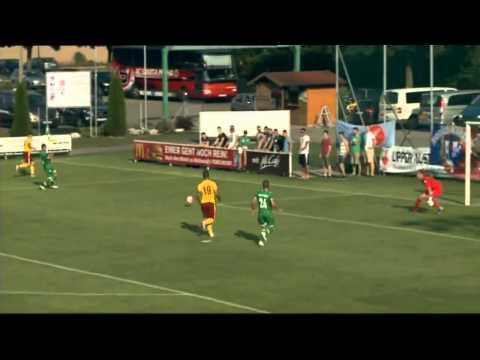 Лудогорец - Спарта (Прага) 0:1