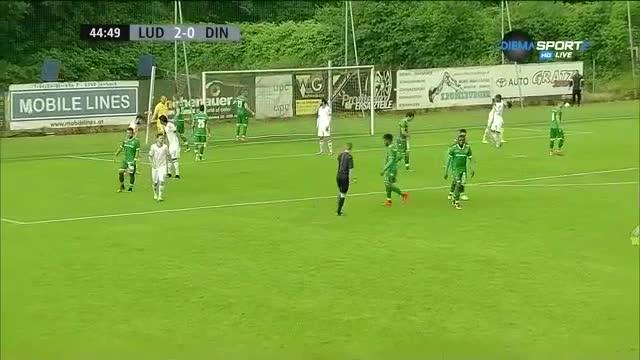 Лудогорец - Динамо (Тбилиси) 3:0