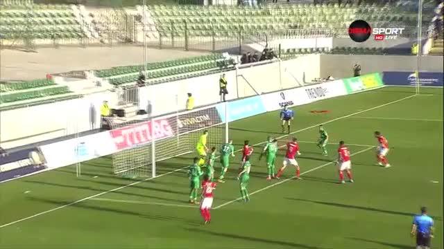 Лудогорец - ЦСКА-София 2:1